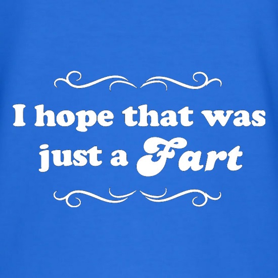 I Hope That Was Just A Fart t shirt
