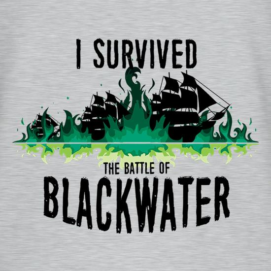 I Survived The Battle Of Blackwater t shirt