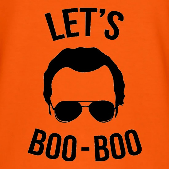 Lets Boo Boo t shirt