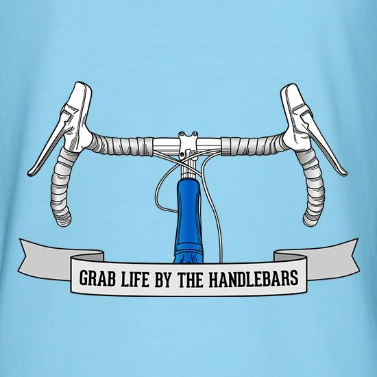 Life Behind Cycle Bars t shirt
