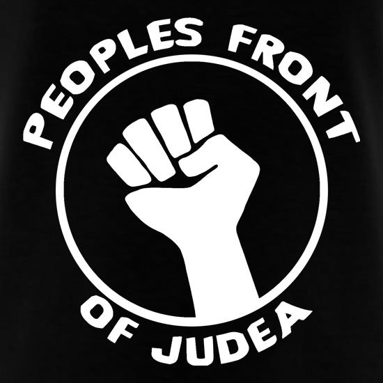 Life Of Brian - Peoples Front Of Judea t shirt
