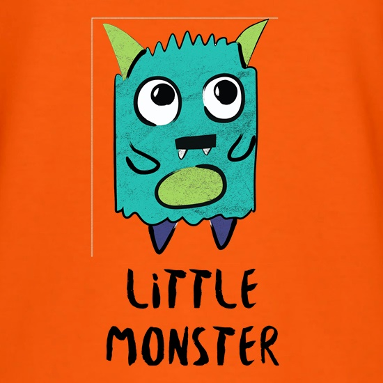 Little Monster t shirt