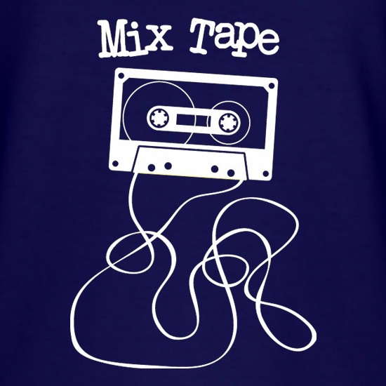Mix Tape t shirt