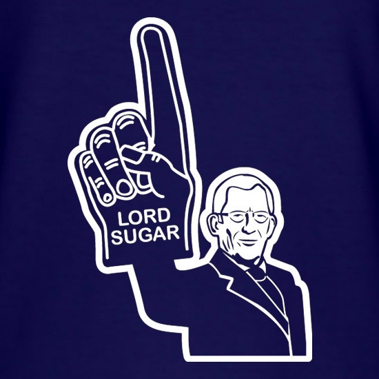 Nick Hewer Right Hand Man t shirt