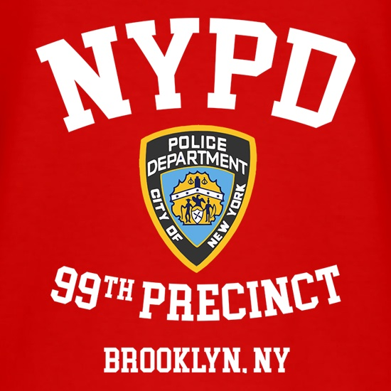 NYPD t shirt