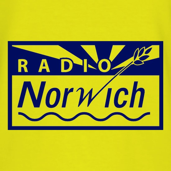 Radio Norwich t shirt
