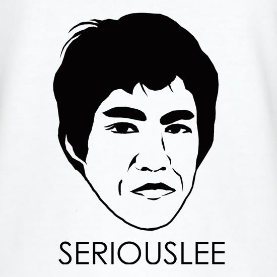 Seriouslee t shirt
