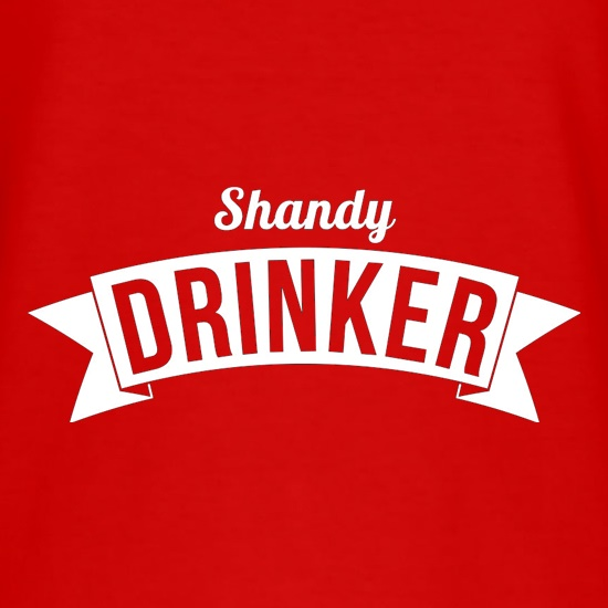 Shandy Drinker t shirt