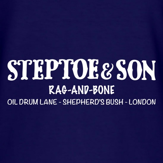 Steptoe and Son t shirt
