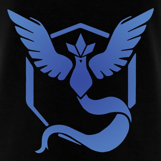Team Mystic t shirt