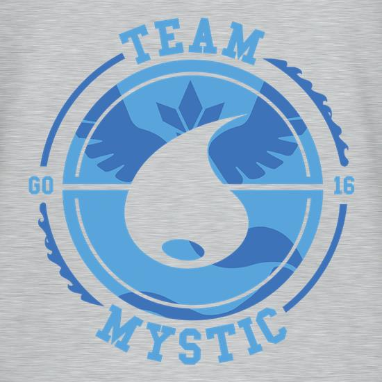 Team Mystic GO t shirt
