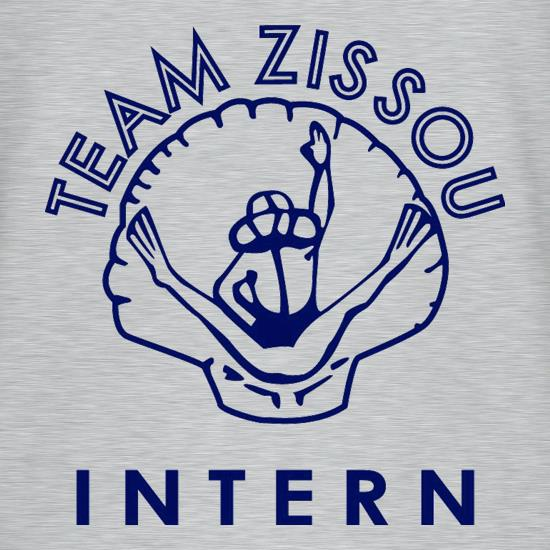 Team Zissou Intern t shirt