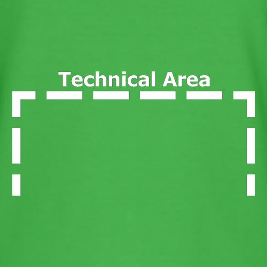 Technical Area t shirt
