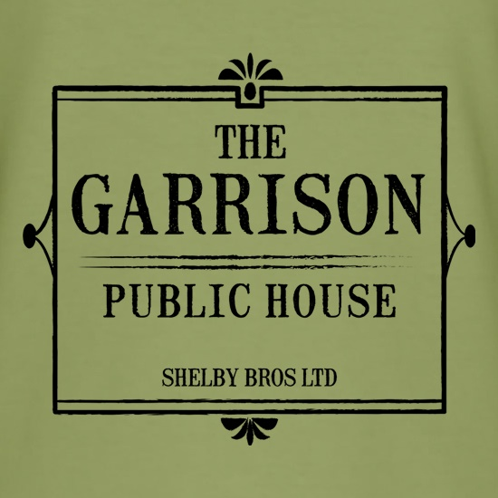 The Garrison t shirt