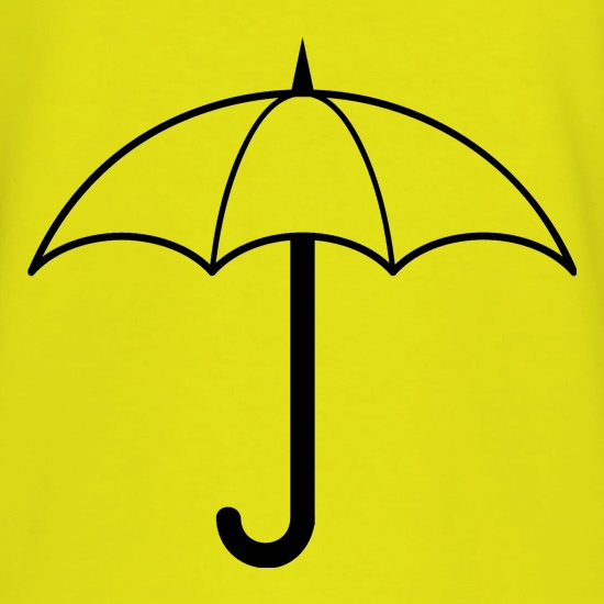 Umbrella Movement t shirt