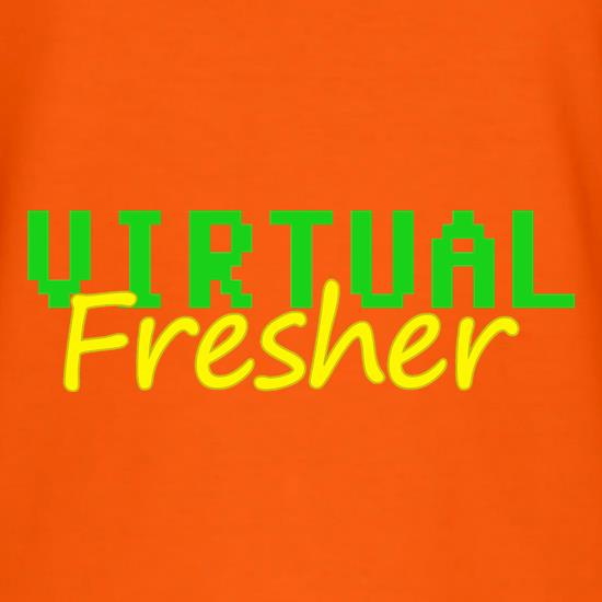 Virtual Fresher t shirt