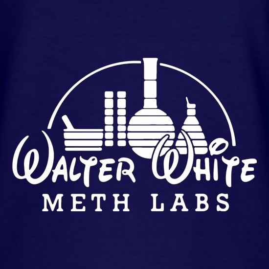 ae91c56a6 Walter White Meth Labs T Shirt By CharGrilled