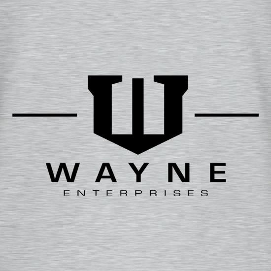Wayne Enterprises t shirt