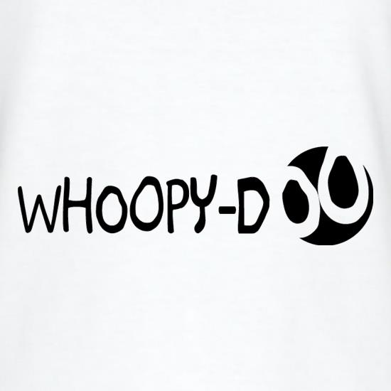 Whoopy-Doo t shirt